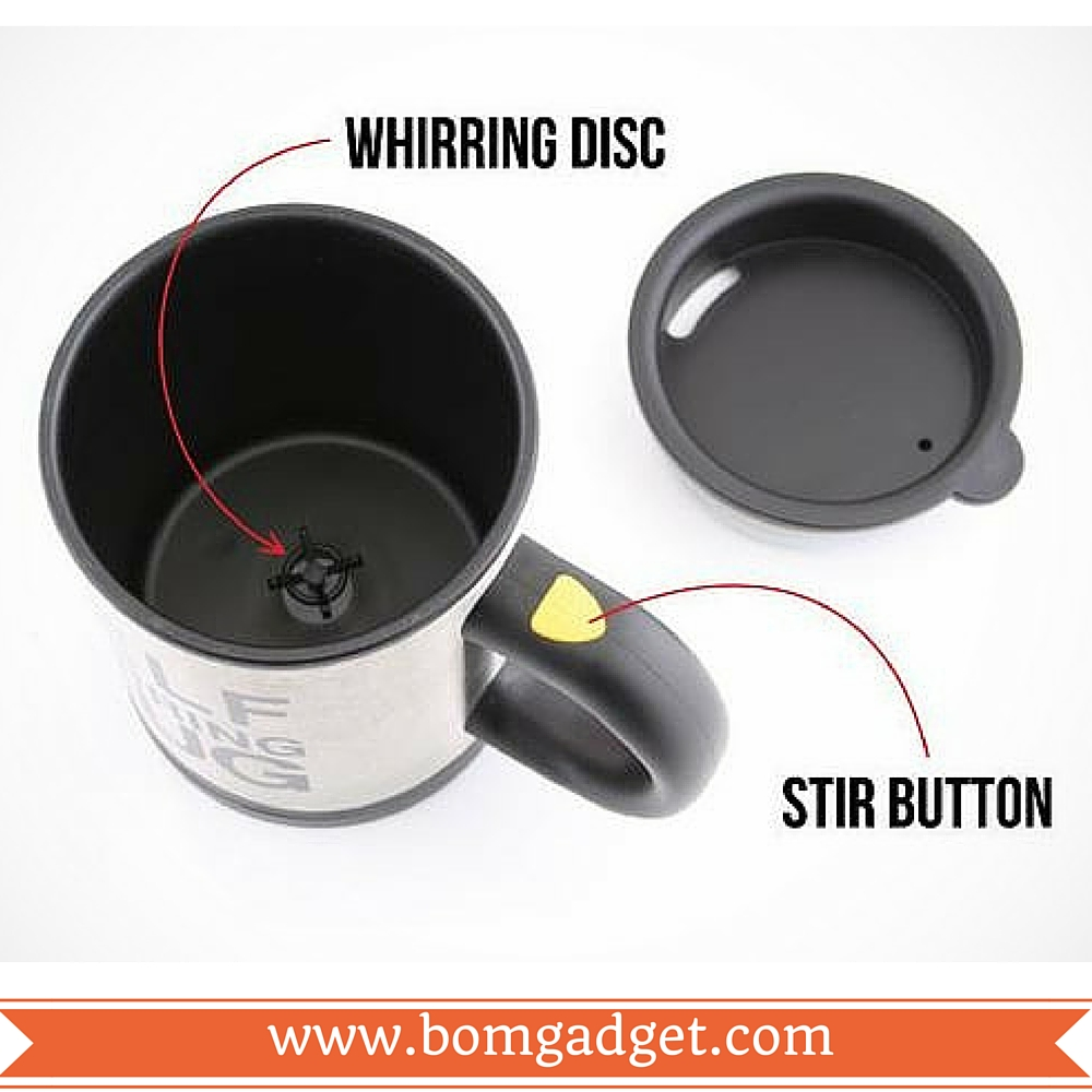 Jual Self Stirring Mug