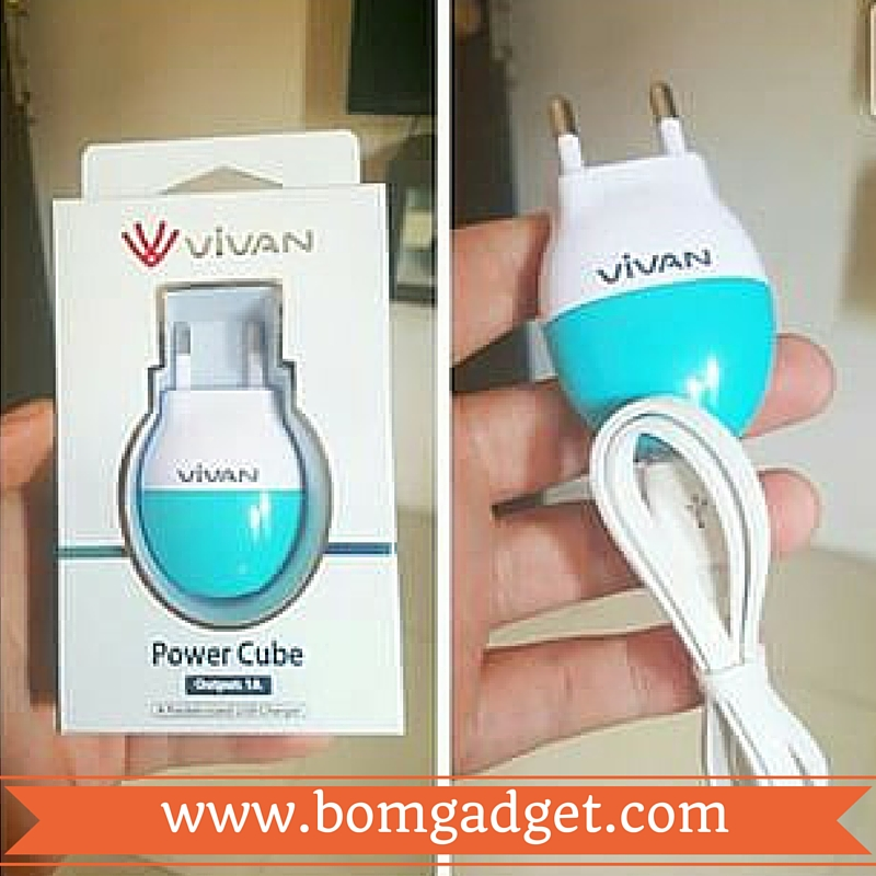 Charger Powercube VIVAN
